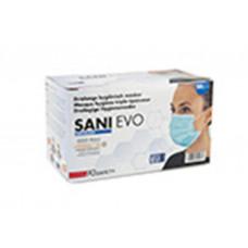 HYGIENEMASKER SANI EVO 3-LAAGS 50-PACK
