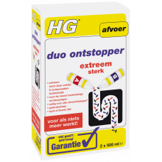 HG DUO ONTSTOPPER 1 L