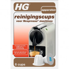 HG REINIGINGSCUPS VOOR NESPRESSO ® MACHINES