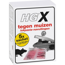 HGX TEGEN MUIZEN LOKPASTA-NAVULLINGEN