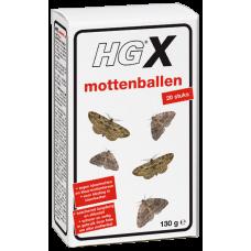 HGX MOTTENBALLEN 130 GR