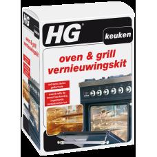 HG OVEN & GRILL VERNIEUWINGSKIT 1 ST
