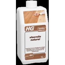 HG HOUTEN VLOEREN VLOEROLIE NATUREL (HG PRODUCT 60) 1 L