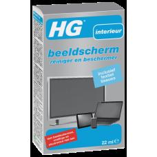 HG BEELDSCHERM REINIGER EN BESCHERMER 22 ML