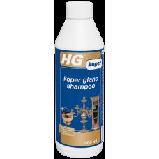 HG KOPER GLANS SHAMPOO 500 ML
