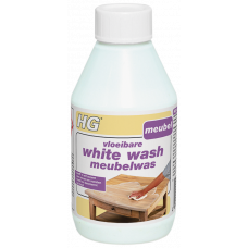 HG VLOEIBARE WHITE WASH MEUBELWAS 300 ML