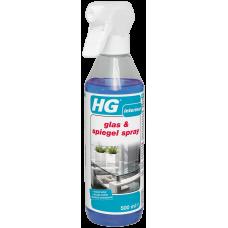 HG GLAS & SPIEGELSPRAY 500 ML