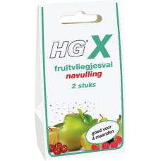 HGX FRUITVLIEGJESVAL NAVULLING 2X 20ML