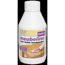 HG MEUBELINE VOOR LICHTE HOUTSOORTEN 250 ML