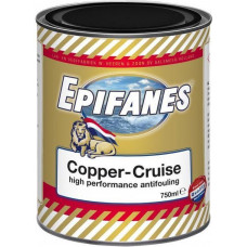 EPIFANES COPPER-CRUISE 2500CC ROOD