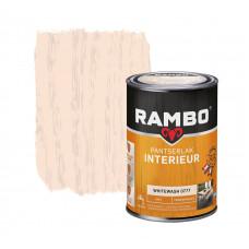 RAMBO INTERIEURLAK TRANSPARANT MAT 0777 WHITE WASH 750ML