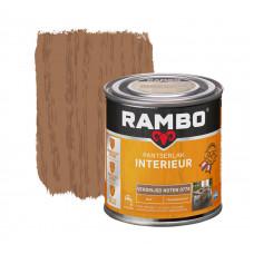 RAMBO INTERIEURLAK TRANSPARANT MAT 0778 VERGRIJSD NOTEN 250ML