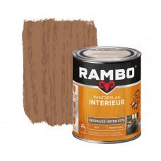 RAMBO INTERIEURLAK TRANSPARANT MAT 0778 VERGRIJSD NOTEN 750ML