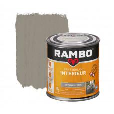 RAMBO INTERIEURLAK TRANSPARANT MAT 0779 GREY WASH 250ML