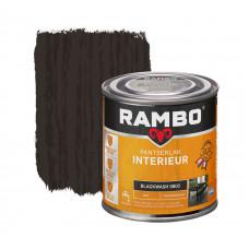 RAMBO INTERIEURLAK TRANSPARANT MAT 0802 BLACK WASH 250ML