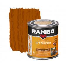RAMBO INTERIEURLAK TRANSPARANT MAT 0804 WARM EIKEN 250ML