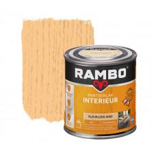 RAMBO INTERIEURLAK TRANSPARANT MAT 0000 KLEURLOOS 250ML