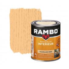 RAMBO INTERIEURLAK TRANSPARANT ZG 0000 BLANK 750ML