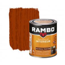 RAMBO INTERIEURLAK TRANSPARANT ZG 0769 KOLONIAAL TEAK 750ML